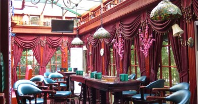 Bars in Haikou: Nearby Evergreen Park