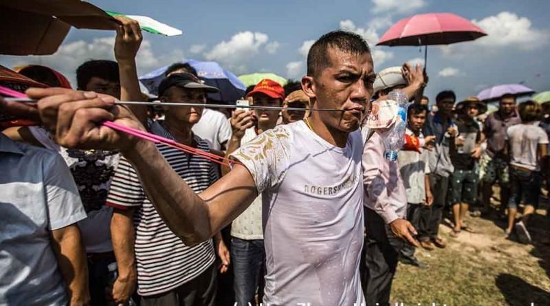 Hainan's Needle festival
