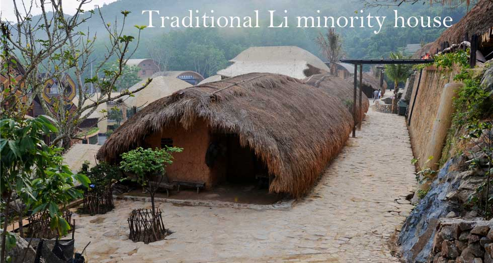 Li traditional house