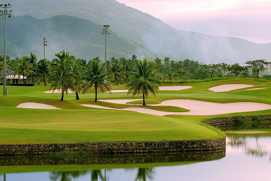 Golf Hainan Dragon Valley