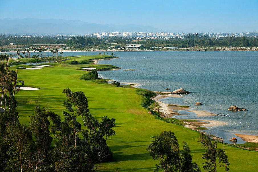 Golf Hainan Haitang Bay Peninsula