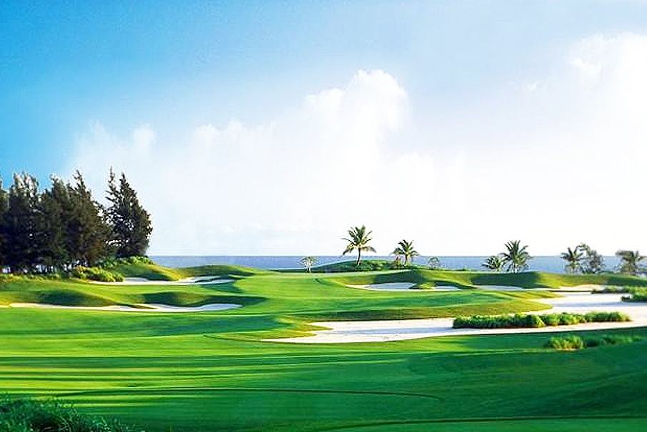 Mayflower Golf course Hainan