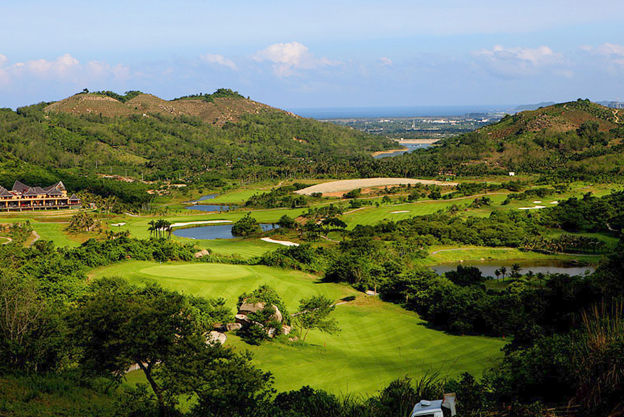 Hainan Golf Spring Course