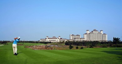 Golf holidays on Hainan Island