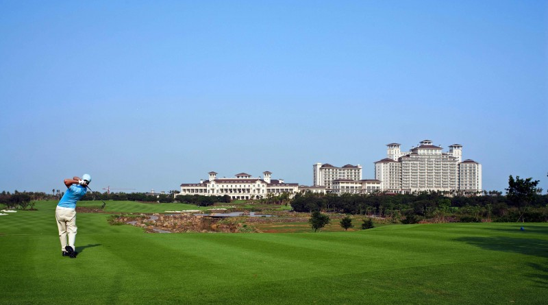 Golf holidays on Hainan Island