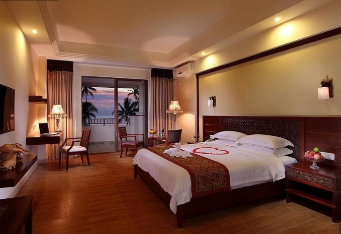 Wenchang Coconut Grove Herton Seaview Hotel Sea view Room