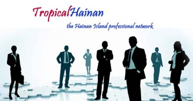 The Hainan Island Professional Network