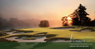 Golf course package resorts in Hainan Island