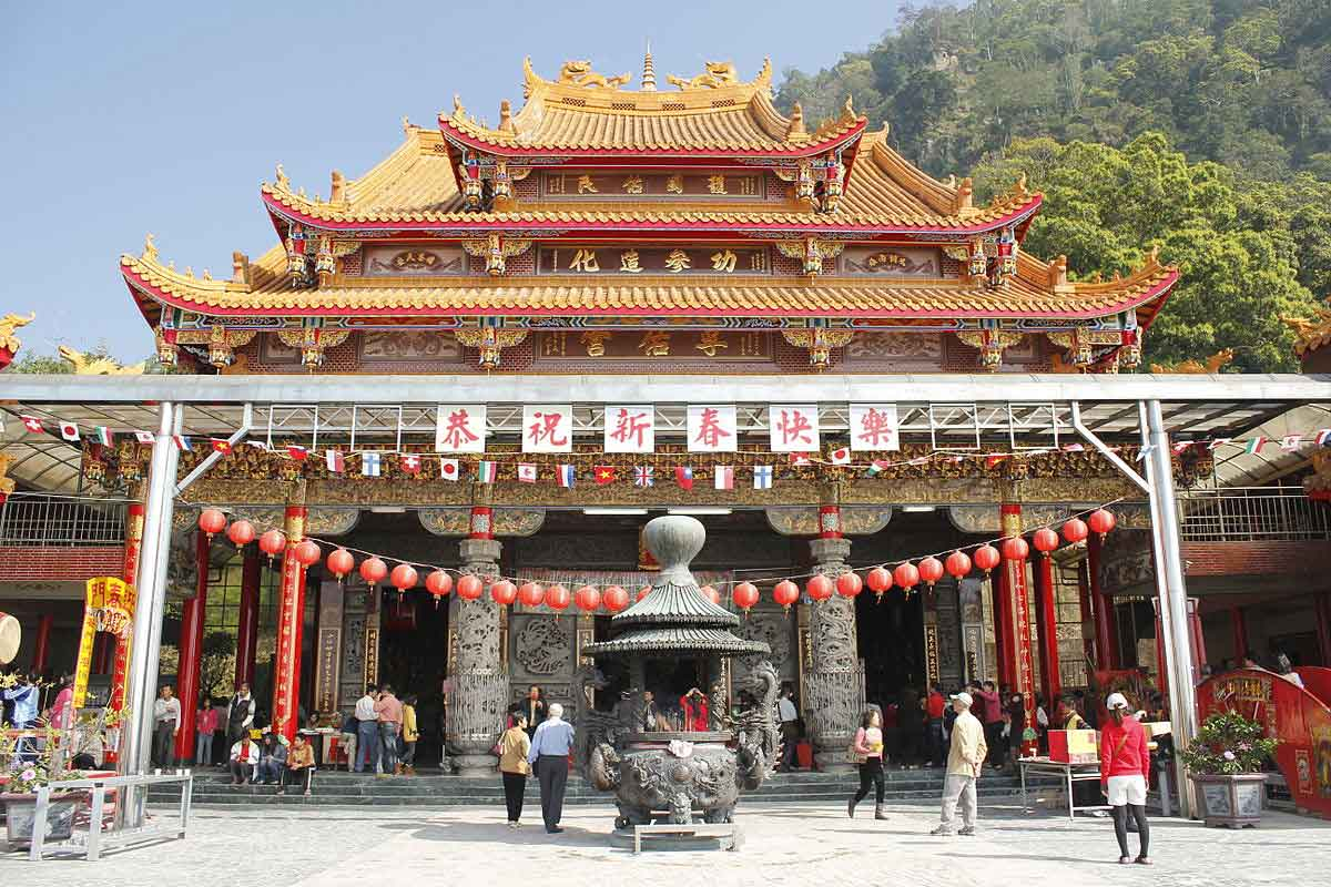 Dongshan Fuyou Temple