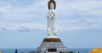 Things to do in Sanya, Nanshan cultural tourism zone
