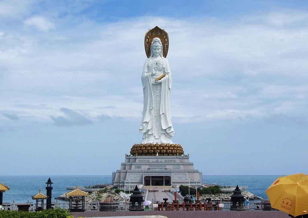 Things To Do In Sanya Nanshan Cultural Tourism Zone Tropical Hainan