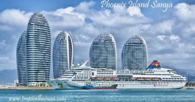 Phoenix Island Sanya