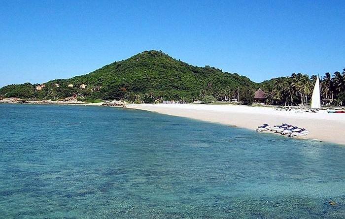 Wuzhizhou Island Sanya Hainan