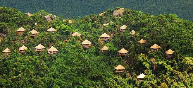 Yalong Bay Tropical Heaven Forest Park Sanya Hainan