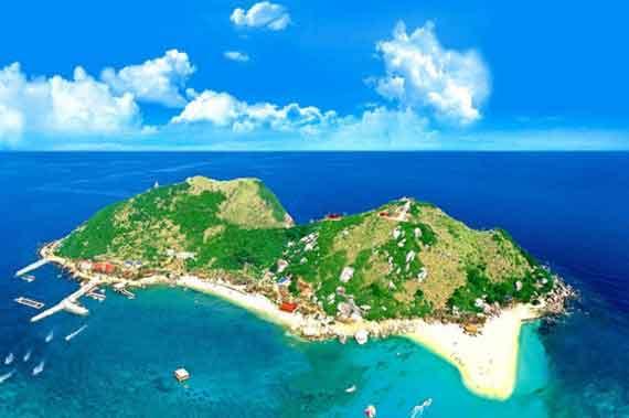 boundary Island Hainan