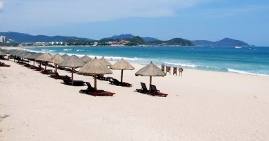 dadonghai beach Sanya