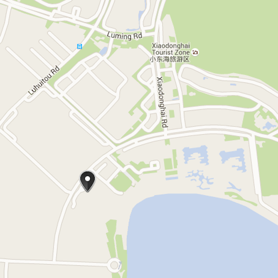 Top restaurants in Sanya map