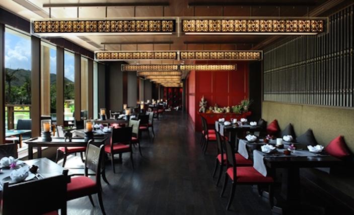 Top restaurants in Sanya Baan Rim Nam Restaurant