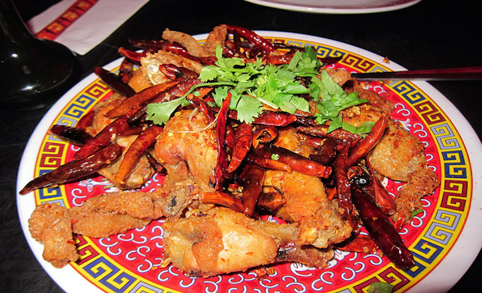 Top restaurants in Sanya Chongqing Fried Chicken
