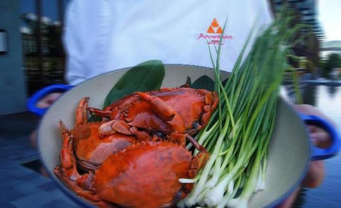 Top restaurants in Sanya Thai Crab