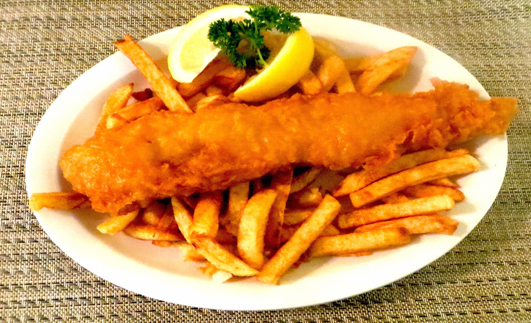Top restaurants in Sanya Fish & Chips