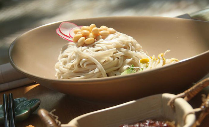 Top restaurants in Sanya Mandarin Oriental Noodle