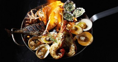 Top restaurants in Sanya Mandarin Oriental Seafood