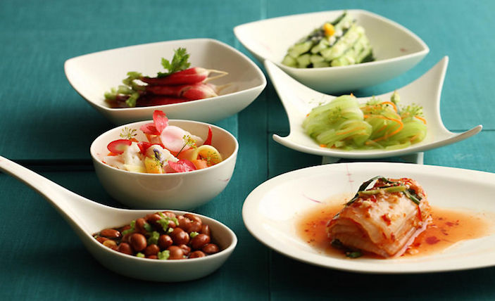 Top restaurants in Sanya Mandarin Oriental Stomach Openers