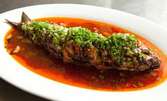Top restaurants in Sanya Sichuan Fish