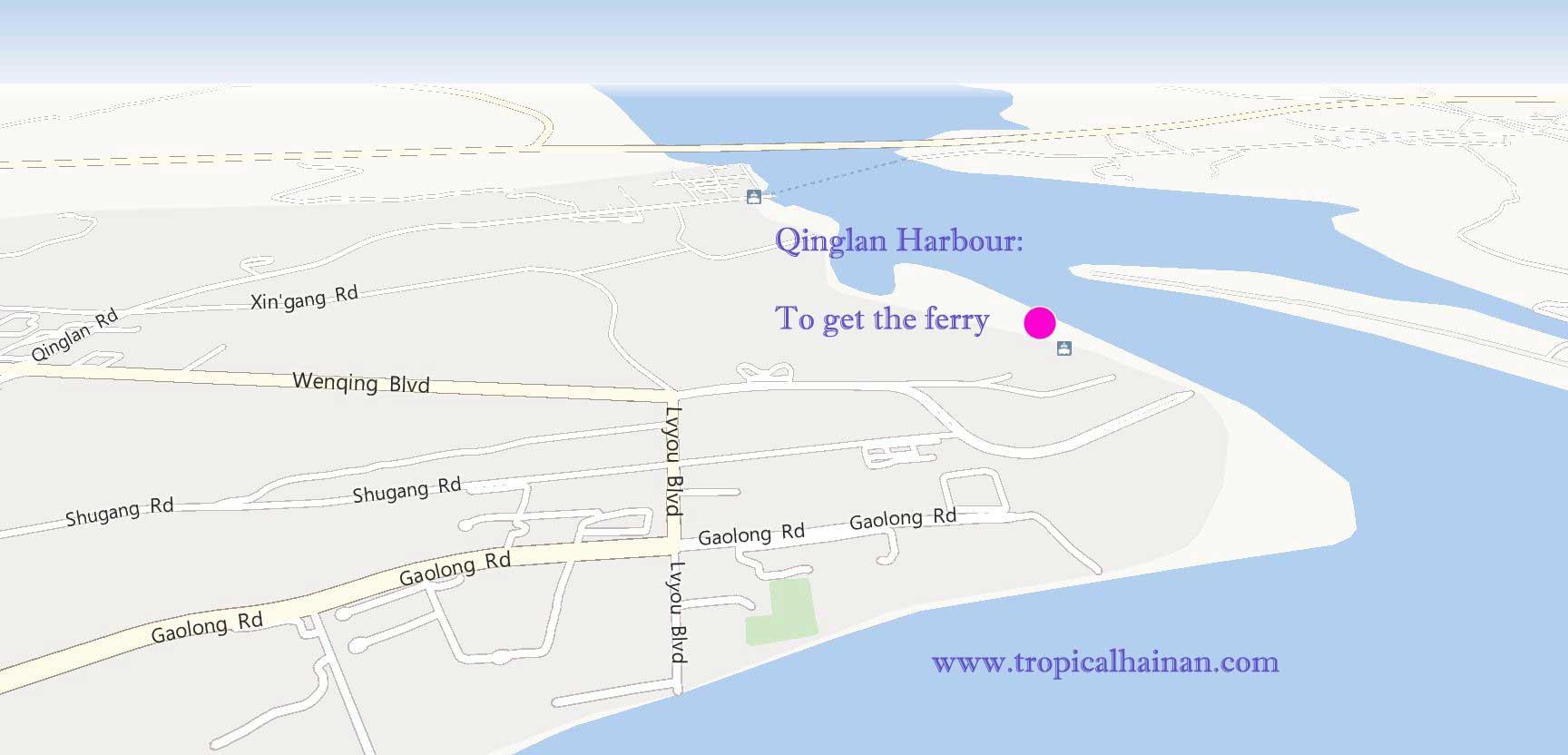 Qinglan Harbour