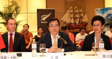 New Zealand Hainan Cooperation