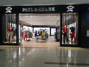 Paul and Shark Haikou Meilan Airport