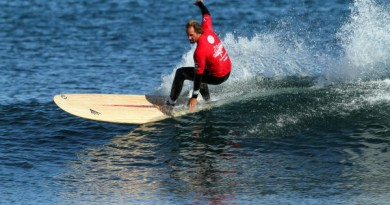 Surfing Hainan