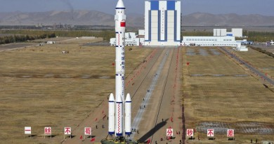 China's new launch center plans 8 viewing areas for observation of maiden mission