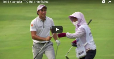 Highlights Yeangder TPC Rd 1 2016