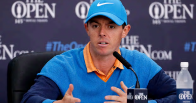 Rory Mcilroy Olympic Golf doesn't matter