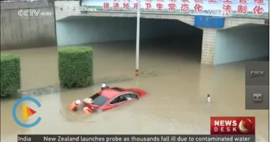 Floods in Hainan