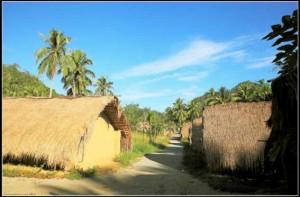 Baicha-village