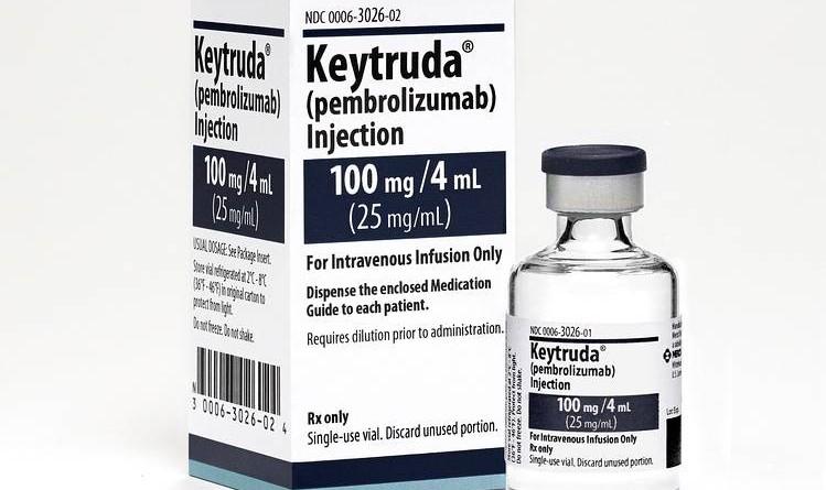 Merck's Keytruda: First imported drug approved for use under a pilot program on the ...