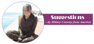 Suggestions Hillary Conway