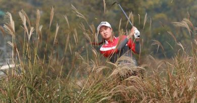 Australia's Minjee Lee opens 6-stroke lead in Blue Bay LPGA