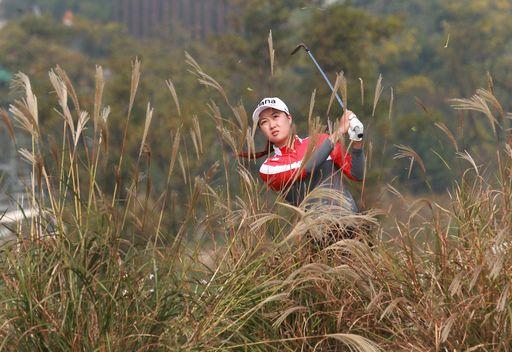 Australia's Minjee Lee opens 6-stroke lead in Blue Bay LPGA