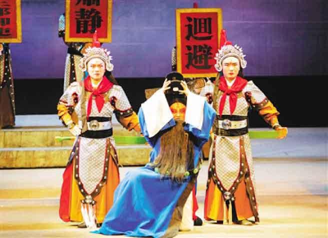 Hainanese opera Hai Rui premieres in Haikou