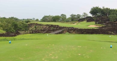 Mission Hills Haikou Great Courses: Lava Fields