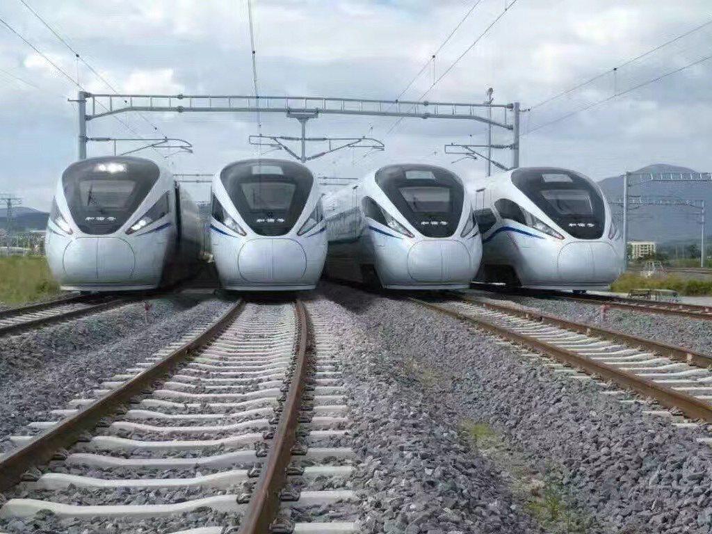 Hainan gets first CRH1A-A trainsets
