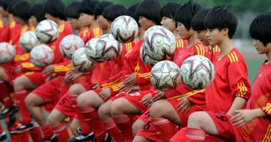 Barcelona-backed soccer academy at Mission Hills Haikou