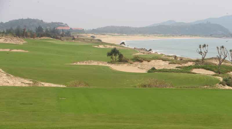 Number 4 in Asia – East course The Dunes Shenzhou Peninsula