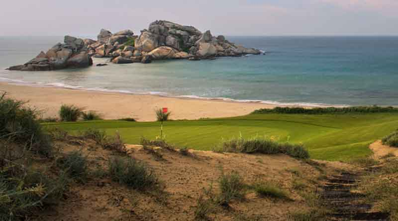 The Dunes at Shenzhou Peninsula ranked in the top ten courses in Asia