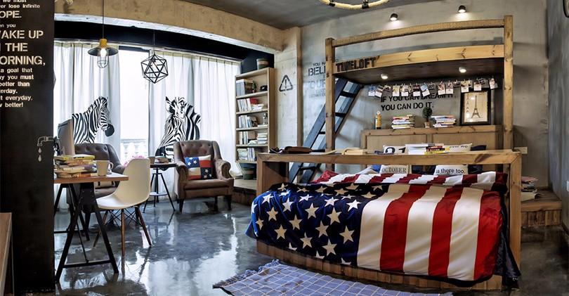 Hostels in Sanya, Sanya Time Loft Nostalgia Art Inn