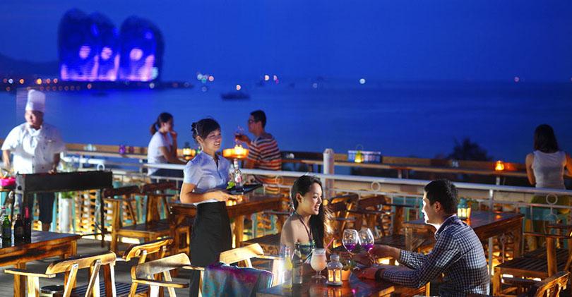 Hostels in Sanya, Yuanjin Seaview Hotel